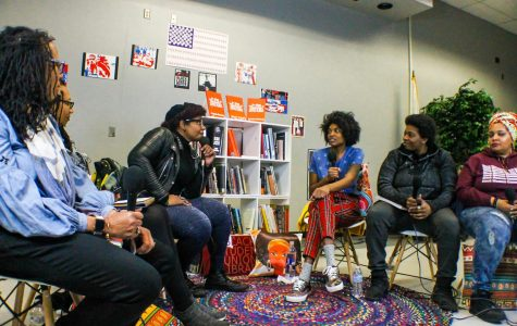 Black History Month comes to an end with live podcast