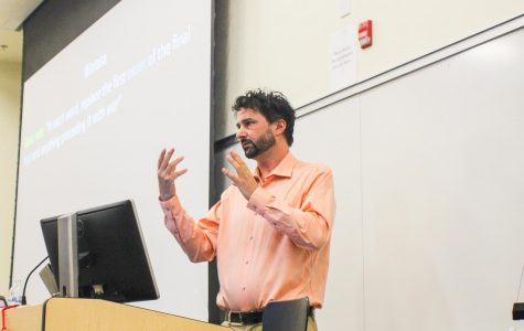 Campbell, UC Santa Barbara linguistics professor 'sheds light on syllable structure'