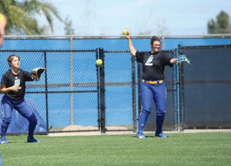 CSUB makes big splash in conference championships