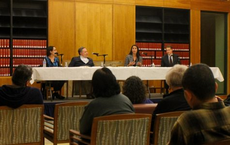 Panel talks immigrant detention centers