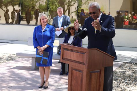 Goh looks to give back to Bakersfield community