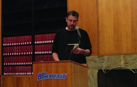 Poet laureate returns home to Bakersfield