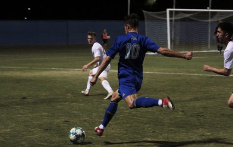 Men's soccer game ends with upset by Seattle U