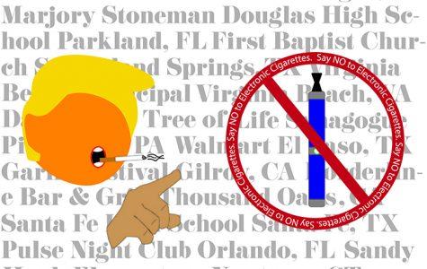 E-cig ban quicker than gun control