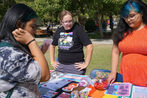 CSUB celebrates the LGBTQ+ community during Pride Week