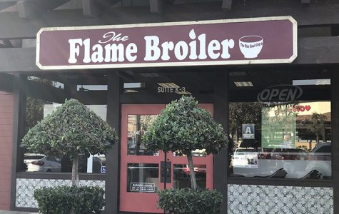 Flame Broiler takes action in response to student complaint