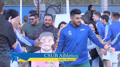 Men's Soccer Celebrates Senior Night