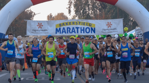 The Bakersfield Marathon at CSUB