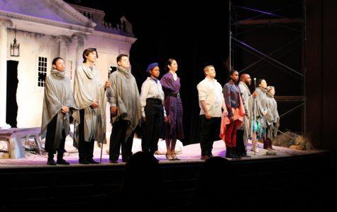 Theatre program runs Antigone as first production of the semester