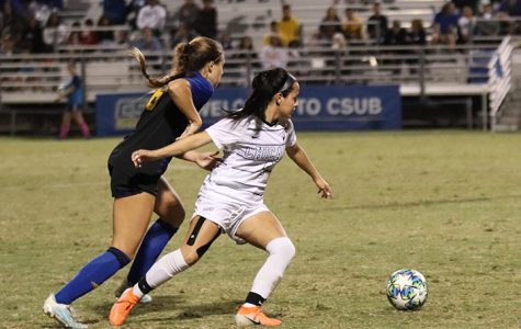 Women's soccer heads into WAC tournament after tough losses
