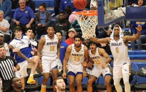 CSUB mens basketball wins game in overtime 58-57