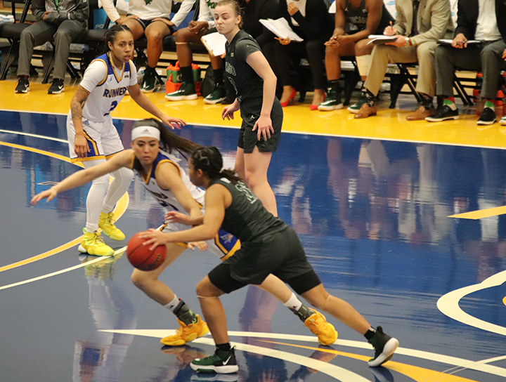 CSUB Women's Basketball falls short against Chicago State Bears 58-60