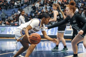 Women's team looks to win first WAC Title